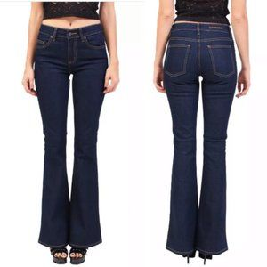 NEW CARMAR Jeans LEOTA Flare Stretch Jeans